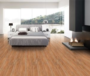 Wood Surface Glazed Porcelain Flooring Tile Ceramic Tiles Building Material pictures & photos