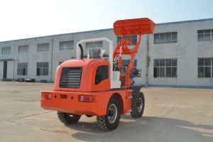 Haiqin Brand Multi-Function Mini Loader (HQ610) with Ce pictures & photos