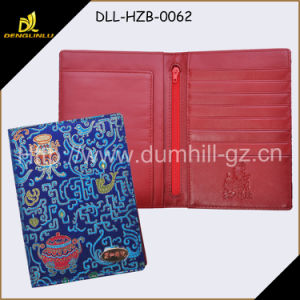 Fashion Design Leather Travel Passport Cover pictures & photos