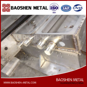 Customized Sheet Metal Fabrication Metal Production Machinery Parts CNC Machining, Welding, Assembling pictures & photos