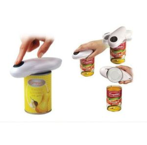 Electric One Touch Can Opener pictures & photos