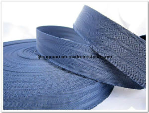 Navy Blue Strong Nylon Webbing for Seat Belt pictures & photos