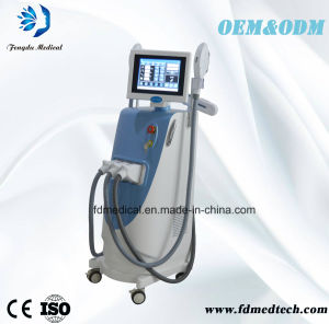 China Multifunction IPL Elight Laser Machine with Powerful Cooling System with Medical Ce Approval pictures & photos