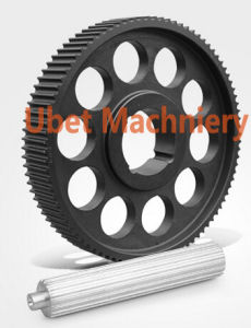 Cast Iron Timing Sprocket and Aluminum Timing Pulley Bar Stock pictures & photos
