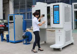 Temperature & Humidity Vibration Combined Climatic Testing System pictures & photos