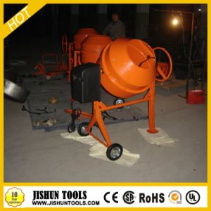High Quality Electric Mobile Concrete Mixer