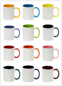 China Factory Derectly Sale Cheap 11oz Ceramic Mug pictures & photos