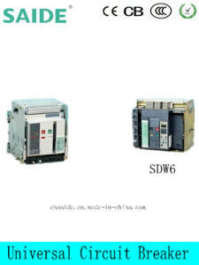 Universal Circuit Breaker Dw45 Air Circuit Breaker Merlin Gerin Acb pictures & photos