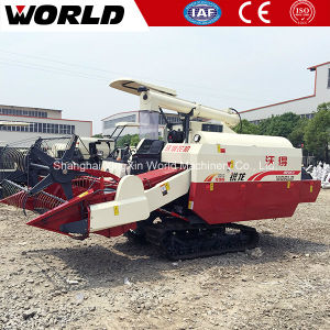 New Small Rice Wheat Combine Harvester Machine pictures & photos