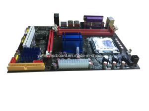 GS45 Mainboard with 2 *240 Pin DDR3 LGA 775 pictures & photos
