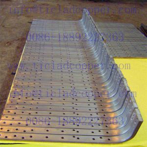 Ti Clad Copper Bars Package for Printed Circuit Board Industry pictures & photos