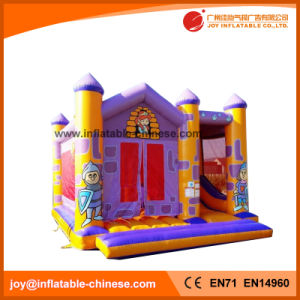 Inflatable Camelot Princess Bouncy Castle (T2-651) pictures & photos