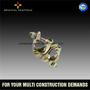 Korean Type of Steel Scaffolding Pressed Coupler pictures & photos