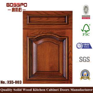 Kitchen Door Design Solid Wooden Kitchen Cabinet Door (GSP5-002) pictures & photos