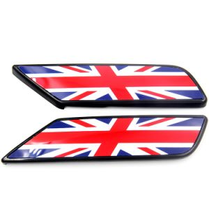 Black Color Union Jack Replacement Side Lamp Cover for Mini Clubman pictures & photos