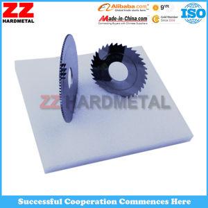 Ys2t Grade Tungsten Carbide Cutting Disc pictures & photos