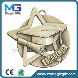 Hot Sales Customized Shape Printing Medal with Epoxy pictures & photos