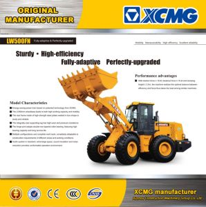 XCMG 5ton Wheel Loader Zl50gn with High Guality and Low Price for Sale pictures & photos
