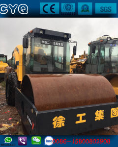 Used China Made 18t Compactor Model Number Xs223j Road Roller for Sale pictures & photos
