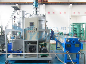 Environment Friendly Program Waste Tyre Oil Processing Machinery pictures & photos