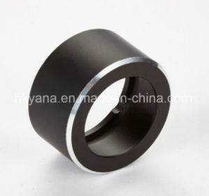 Precision Stainless Steel Ring Part by CNC Turning for Engraving Machine pictures & photos