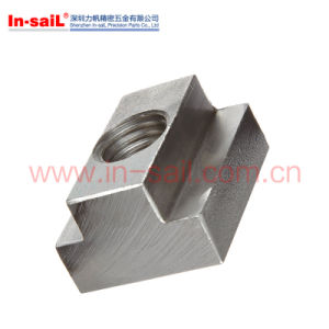 Carbon Steel T Nut with Welding Point pictures & photos