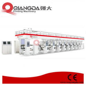 Computerized 8-Color High-Speed Rotogravure Printing Machine (QDASY-A) pictures & photos
