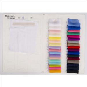 40% Rayon 60% Polyester Satin Fabric for Garment pictures & photos