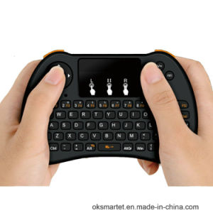 2.4G Wireless Fly Mouse Keyboard H9 Mini Wireless Keyboard for Samsung Smart TV pictures & photos