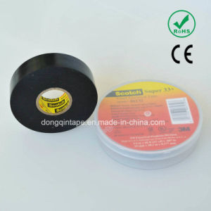 Waterproof 3m Insulation Tape with Shiny Surface (fire retardant) for Industrial Usage