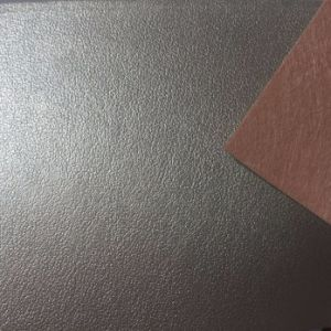 Breathable PU Leather Material for Shoes Lining Hx-L1715 pictures & photos