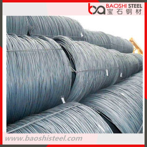 Hot Rolled Steel Wire Rod pictures & photos
