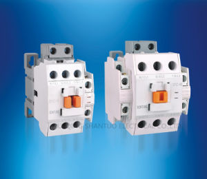 Good Looking AC Contactor Gmc Contactor, 3 Phase Electricity Gmc Brand AC Contactor, Gmc-50/Stc-50 Contactors pictures & photos