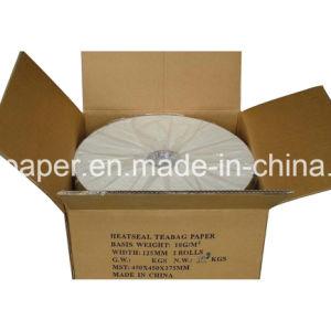 145mm Food Grade Heat Seal Tea Bag Filter Paper China Manufacturer pictures & photos