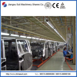 Automatic Powder Coating Production Line pictures & photos