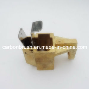 Supplying the best price Copper Carbon Brush Holder from made in China pictures & photos