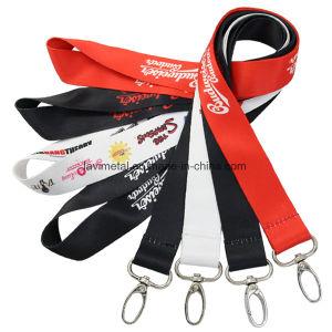 Custom Printed Neck Polyester Nylon Ribbon pictures & photos