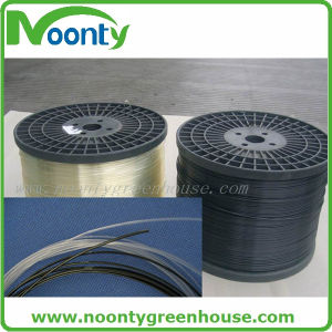 Plastic Film Greenhouse in Film Polyester Wire pictures & photos