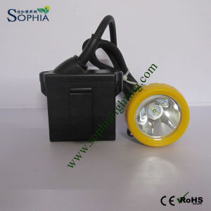 3W CREE LED Mining Head Lamp, Safety Cap Lamp pictures & photos