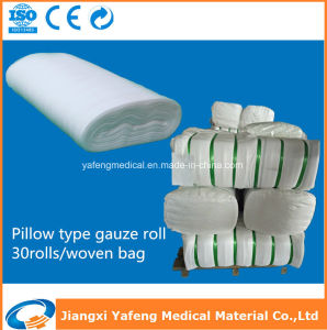 Consumable Orthopedic Disposable Gauze Roll pictures & photos