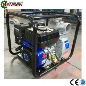 Powered by 6.5HP Gasoline Engine 2 Inch Gasoline Water Pump pictures & photos