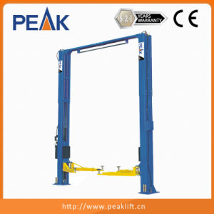 Heavy Duty Two Mechanical Self-Lock Columns Automotive Elevator (212C) pictures & photos