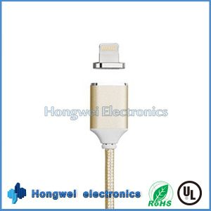 Netdot 2ND Generation Magnetic Charger USB Cable for iPhone 5, 5c, 5s, S pictures & photos