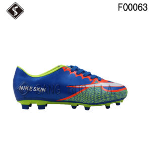 Good Quality Sports Outdoor Soccer Shoes and Football Shoes pictures & photos