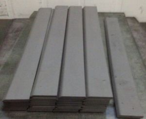 Tungsten Cemented Carbide Strips Flats K10 K20 P30 Yl10.2 Tungsten Carbide pictures & photos