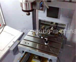 High Precision CNC Engraving and Milling Machine GS-E500 pictures & photos