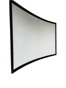 180 Degree Curved Screen for Simulation, Large Frame Screen pictures & photos