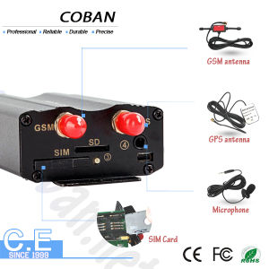 Wholesale Vehicle Car GPS Tracker for Fleet Managment GPS Tk103 pictures & photos