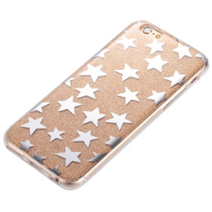 Smart Mobile Phone Accessories Bling Glitter Case for iPhone6 4.7 Inch 5.5 Inch pictures & photos