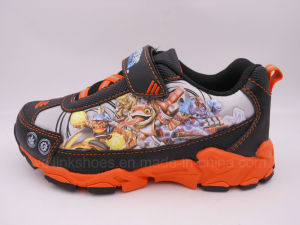 Sports Shoes with Lights for Boys Skylandres pictures & photos